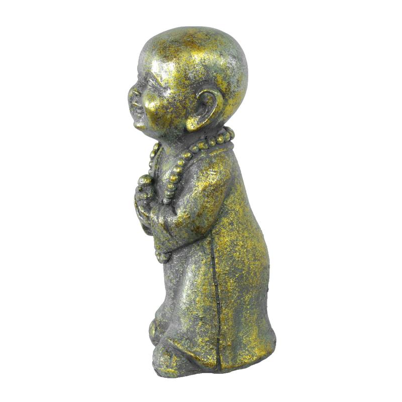 Deko Figur Buddha 32cm Buddha Lachend 11 99 Der