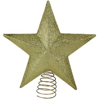 weihnachtsbaum stern spitzen gold 4 99 der daro deko. Black Bedroom Furniture Sets. Home Design Ideas
