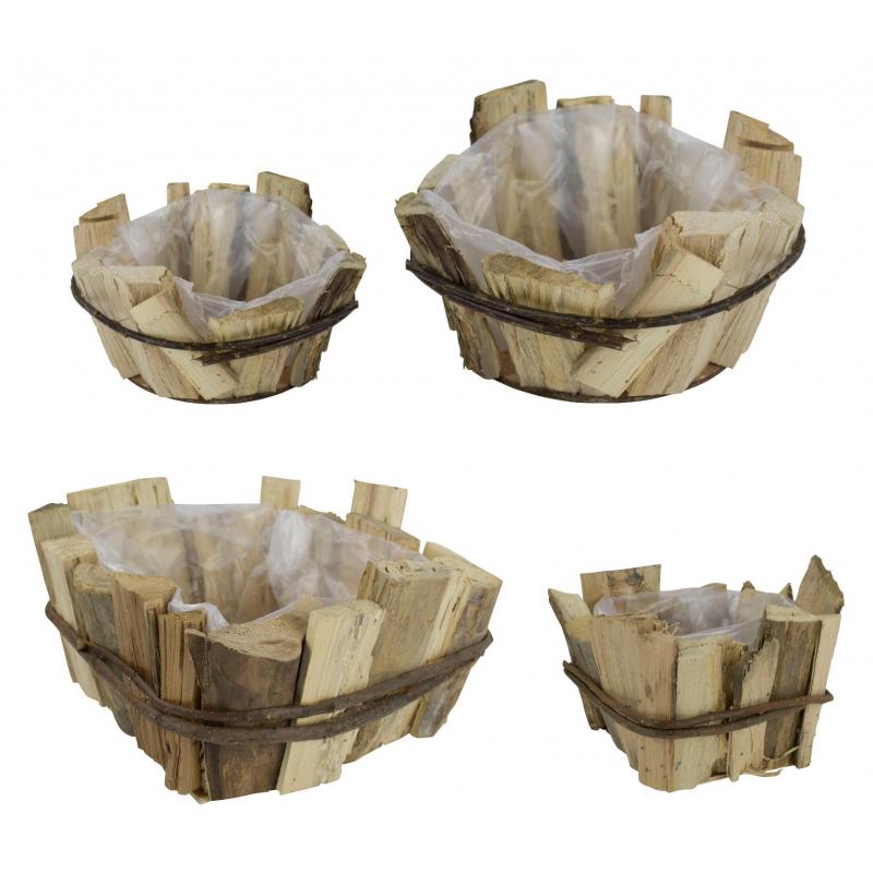 jetzt kaufen deko holz nest der daro deko online shop deko aus leidenschaft deko online. Black Bedroom Furniture Sets. Home Design Ideas