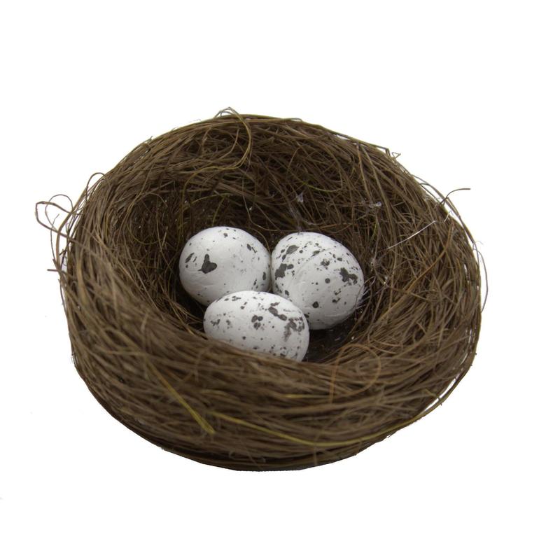 jetzt kaufen vogelnester 12 st ck der daro deko online shop deko aus leidenschaft deko. Black Bedroom Furniture Sets. Home Design Ideas