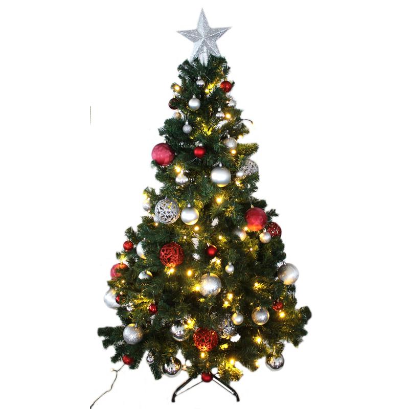 jetzt kaufen k nstlicher weihnachtsbaum mit st nder 130m. Black Bedroom Furniture Sets. Home Design Ideas